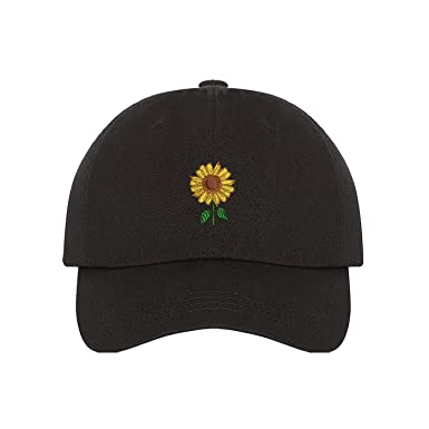 Prfcto Lifestyle Sunflower Dad Hat at Amazon Women s Clothing store  6c46ae34414e