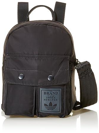 adidas Damen BP CLAS X Mini Rucksack, Grau (Carbon