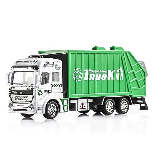 2 opinioni per Tera Giocattolo Auto Artificiali Giocattolo dei Viecoli Citta¡¯ Camion della