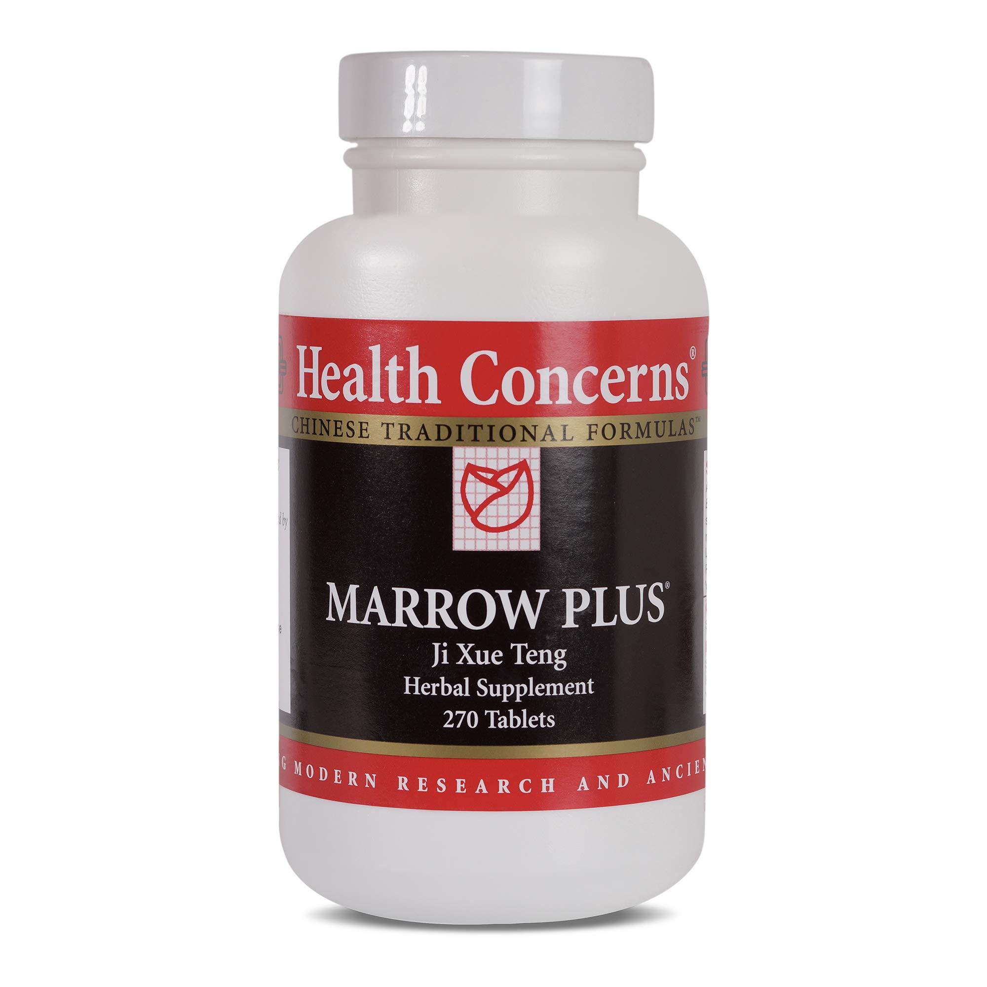 Health Concerns - Marrow Plus - Ji Xue Teng Herbal Supplement - 270 Tablets