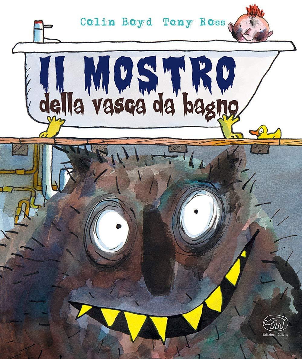 Vasca Da Bagno Italiano.Il Mostro Della Vasca Da Bagno Colin Boyd 9788867995653 Amazon