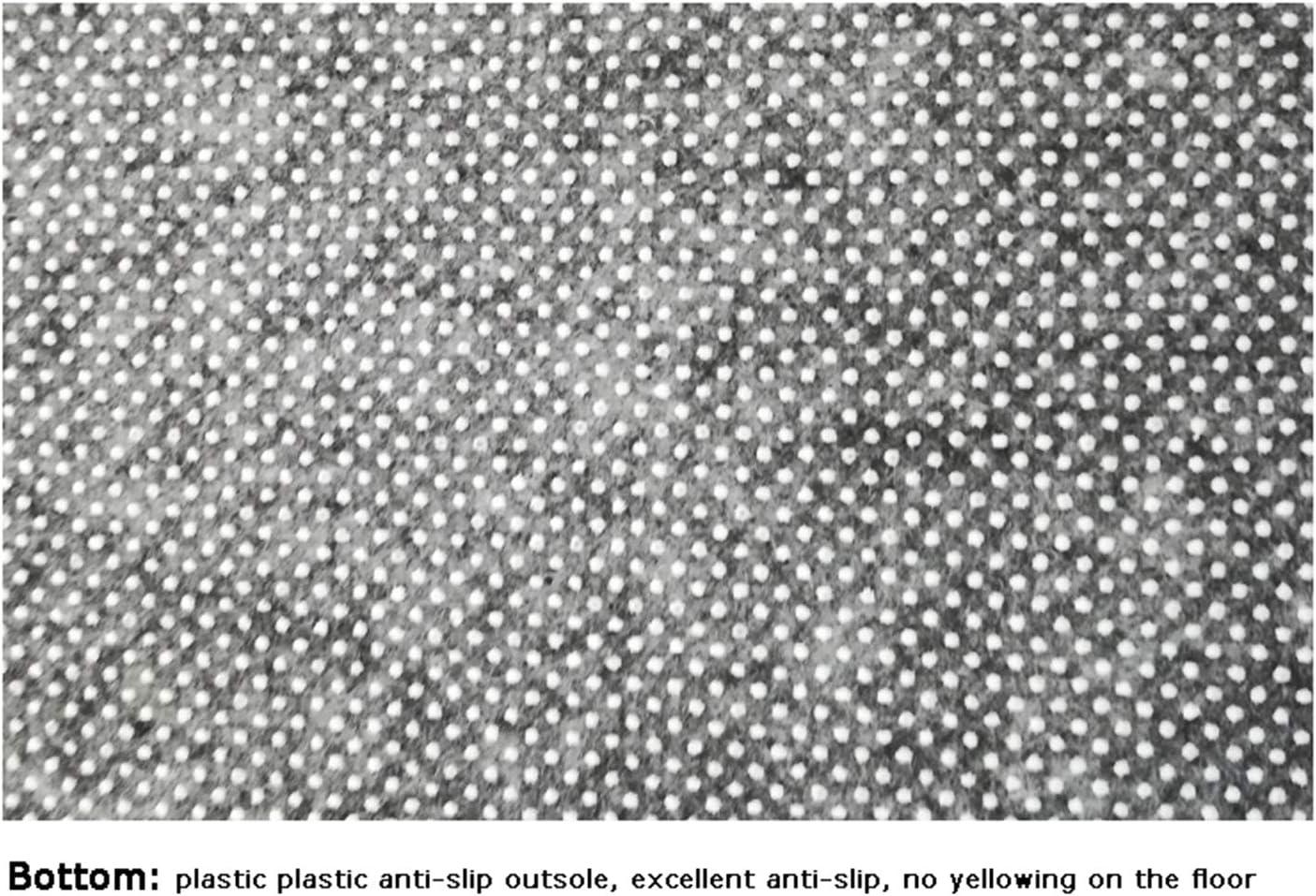 DEAR-JY Tapis de Croisement Moderne Ligne de marbre Gris Noir et Blanc Gris dor/é Convient pour Tapis Tapis de Plancher de Cuisine Salon,40 60CM