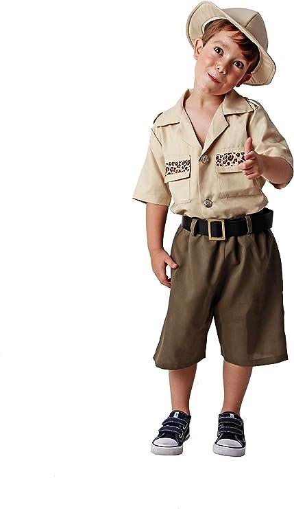 Costumizate! Disfraz de Explorador talla 5-6 especial para niños ...