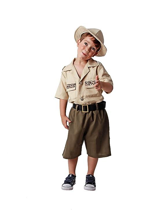 Costumizate! Disfraz de Explorador talla 3-4 especial para ...