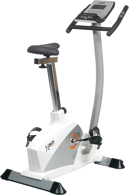 DKN AM6 I - Bicicletas estáticas (Pantalla LCD, magnético): Amazon ...