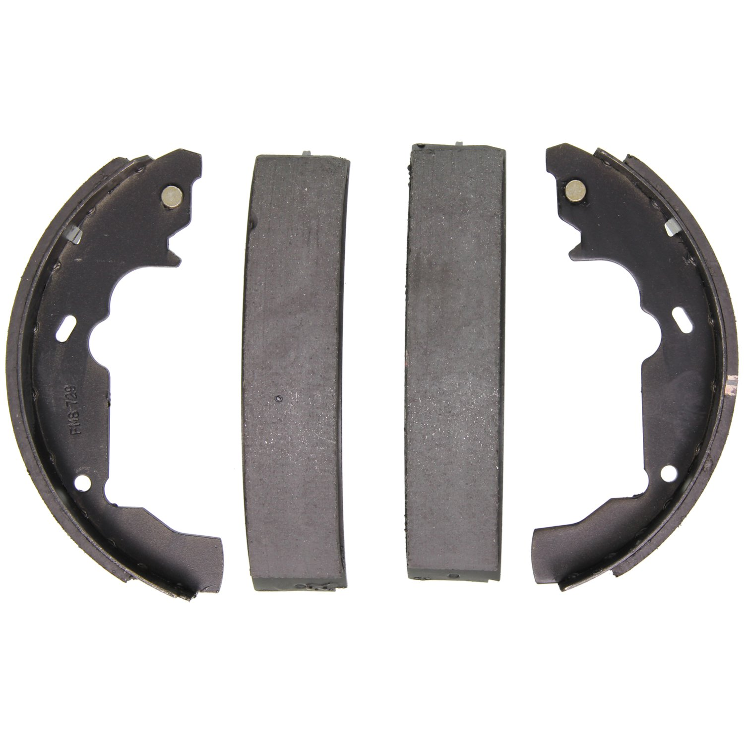 Wagner QuickStop Z729 Brake Shoe Set, Rear
