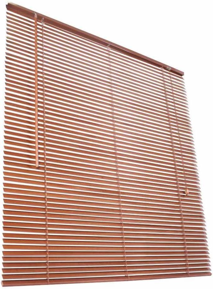 Jago Store Vénitien En Bois Marron 120x130cm