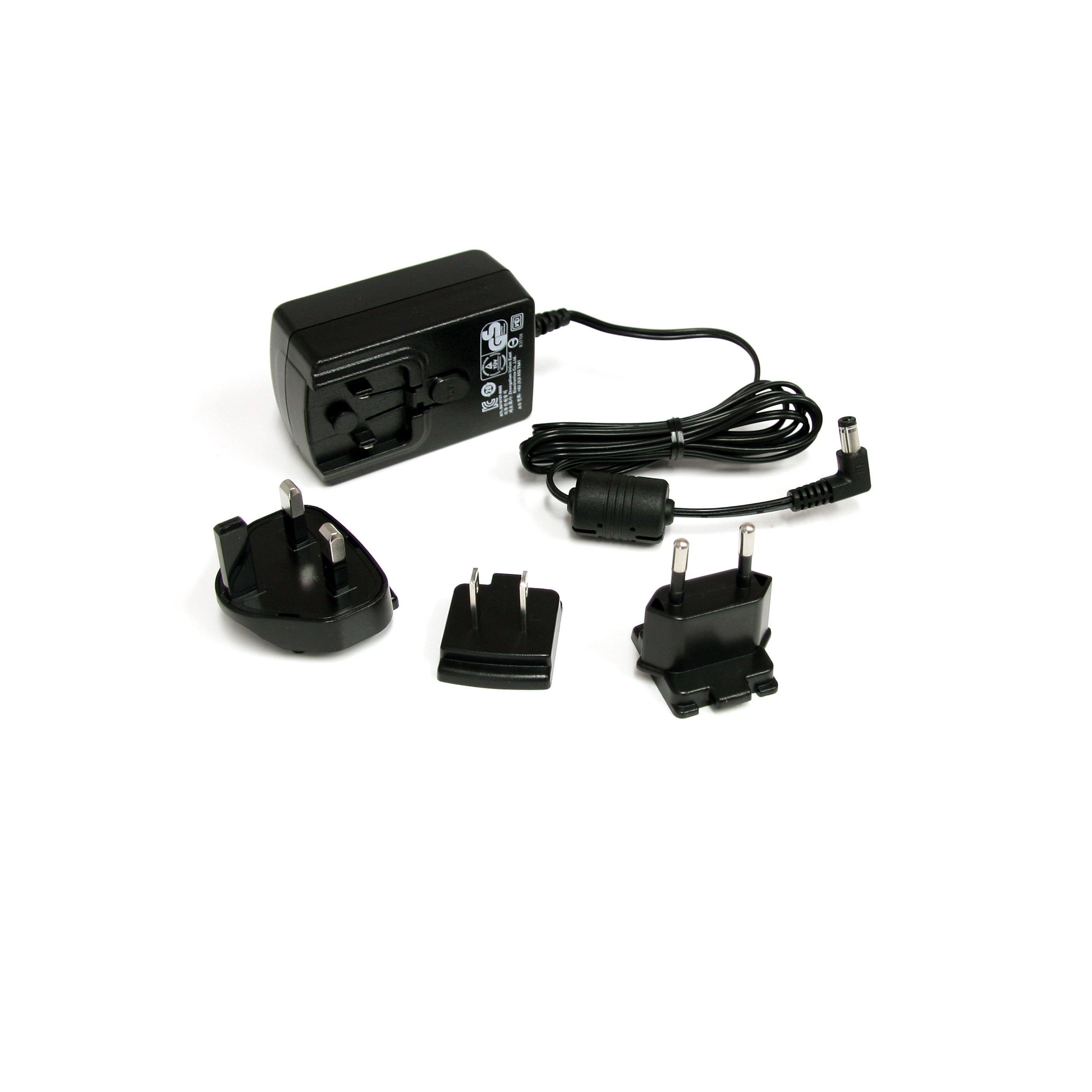 DC Adapter - 12V Adapter - 1.5A - Universal Power Adapter - AC Adapter - DC Power Supply - DC Power Cord - Replacement Adapter