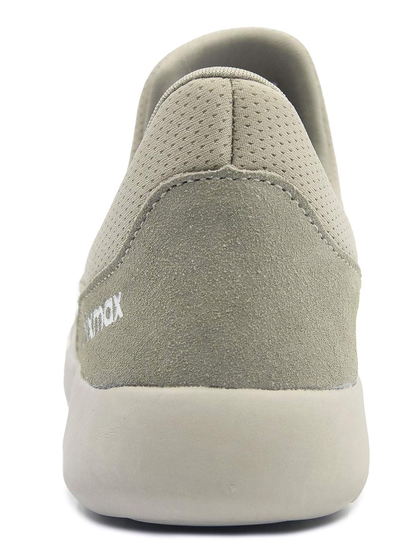 Knixmax-Zapatillas de Deportivos de Running para Mujer Zapatos para Correr Gimnasio Calzado Casual Zapatillas de Deporte Ligeras Transpirables