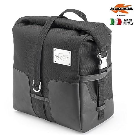 a27475a330 RacerGrigioAmazon itAuto Borsa Moto Kappa Laterale E Cafe' UMVGSpzLq
