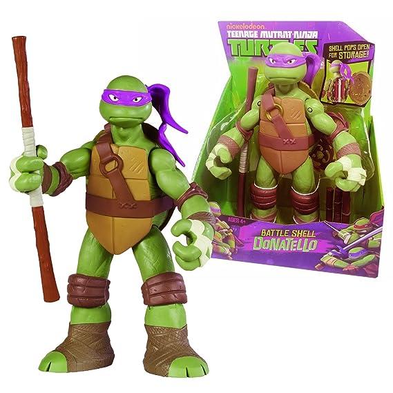 Amazon.com: Playmates Year 2012 Teenage Mutant Ninja Turtles ...