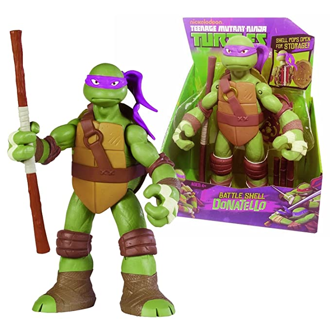 Amazon.com: PlayMates año 2012 teenage mutant ninja turtles ...