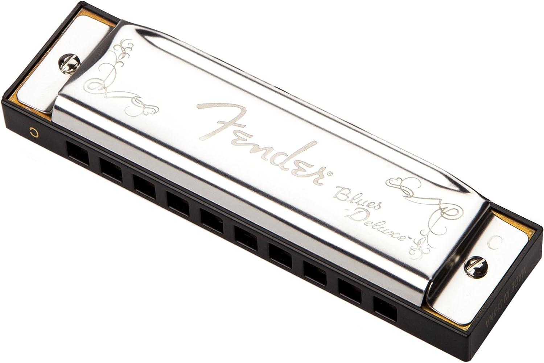 Armonica Fender Blues Deluxe , Clave De C Flat