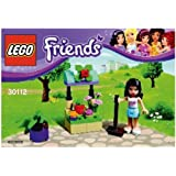LEGO Friends: Emma's Flower Stand Set 30112 (Insaccato)
