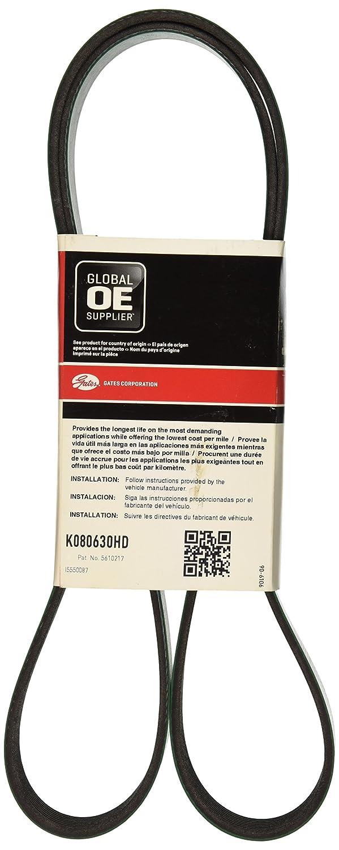 Gates K080630HD Automotive Accessories
