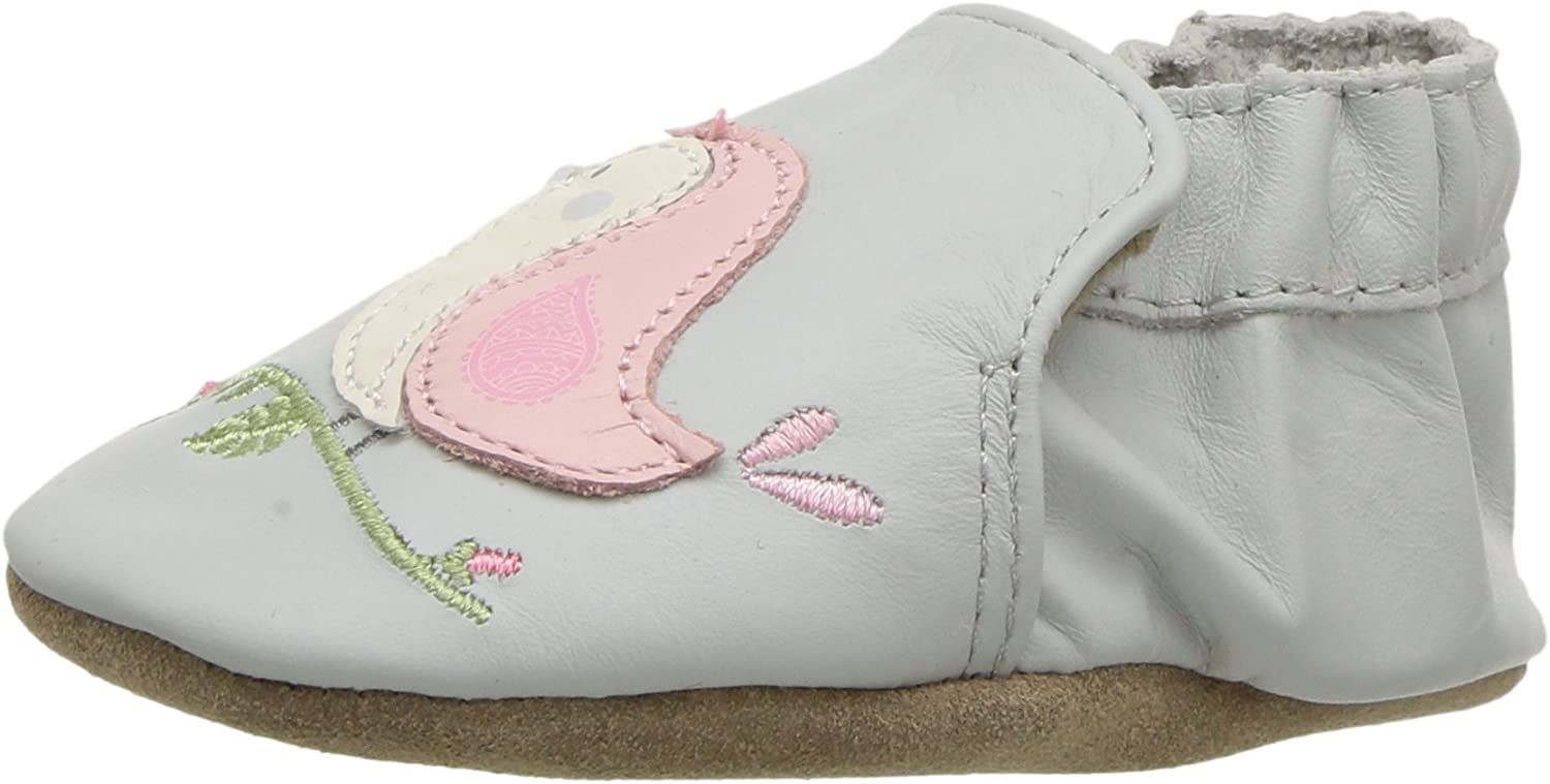 Robeez Baby Girl's Bird Buddies Soft Sole (Infant/Toddler): Shoes
