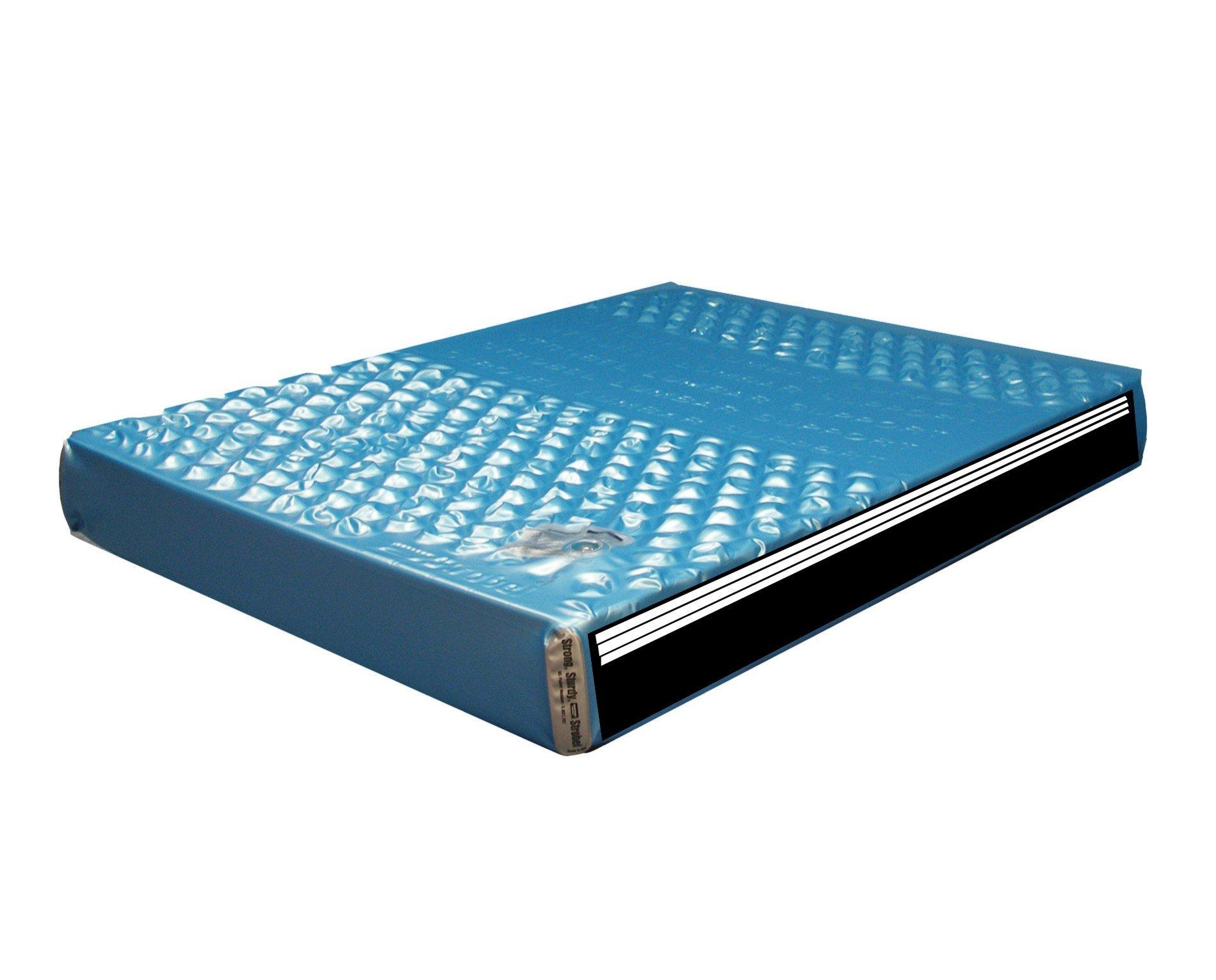 Strobel Organic Premium Hydro-Support 303 Waterbed Mattress 3 Layer Waveless King by Strobel Organic