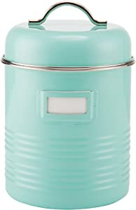 Kamenstein Food Storage Canister, Medium, Teal