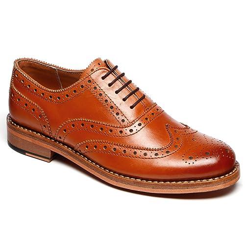 De Para Country Clothing Zapatos Hombre Fenside Cordones Piel P4vqWZ 632a66a7b35