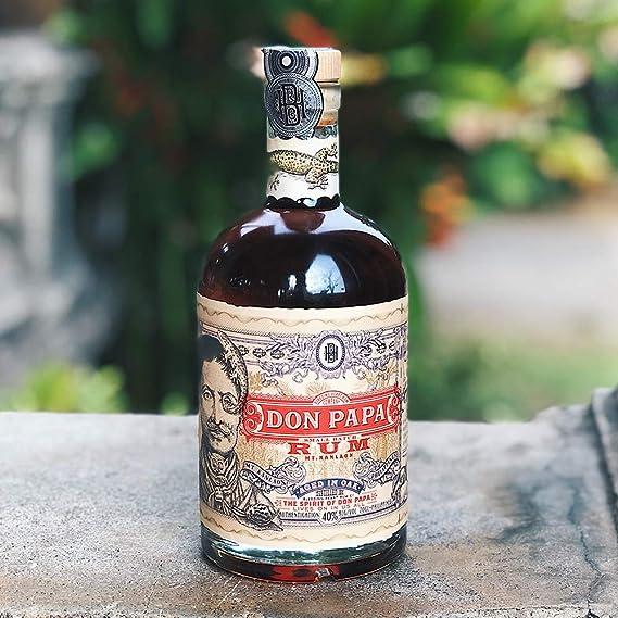 Don Papa Don Papa Rum 7 Years Old 40% Vol. 0,2l - 200 ml ...