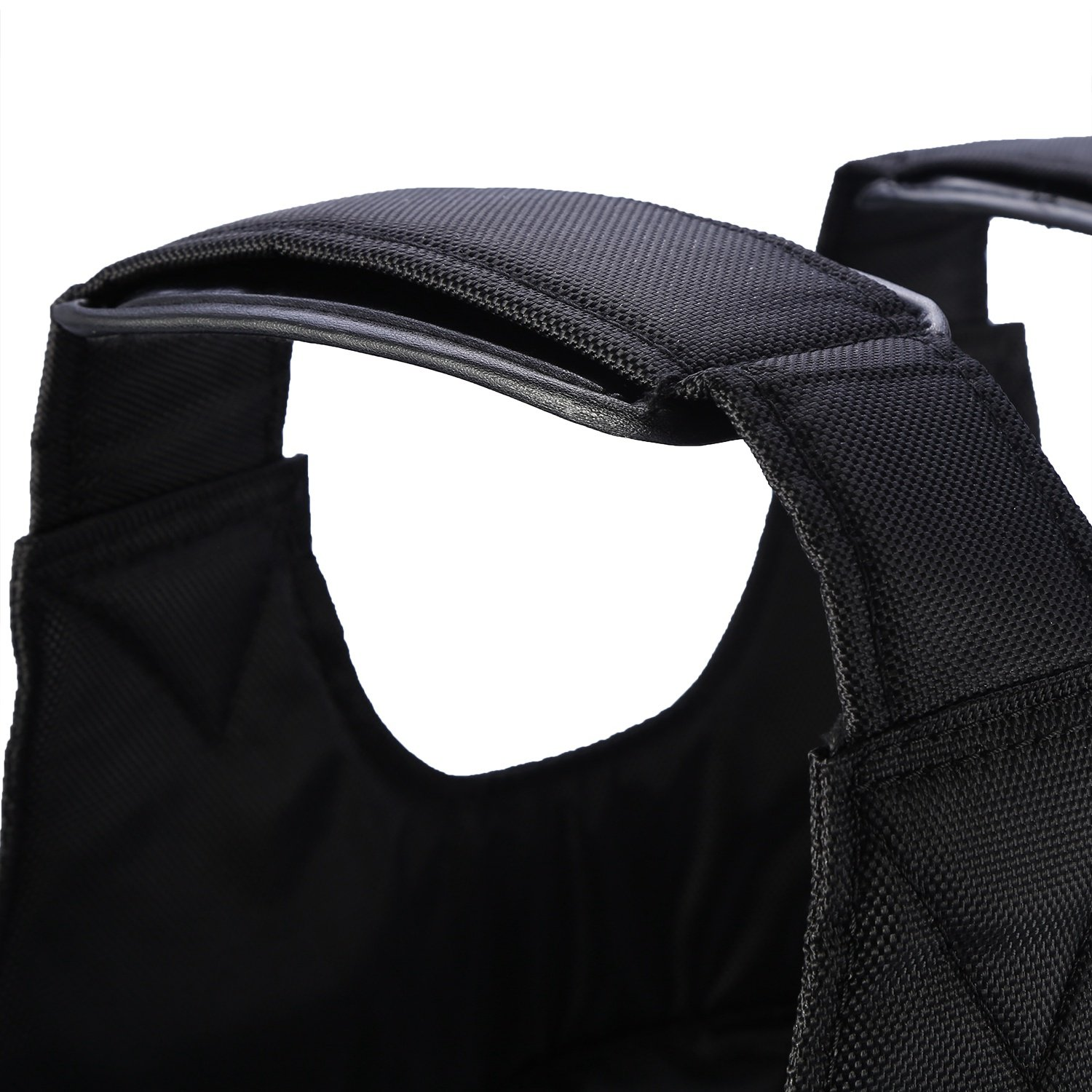 20KG Weight Jacket Training Weightloading Training Panciotto per Allenamento Boxe Fitness Running Weightlifting Training Powerlifting Cafopgrill Giubbotto appesantito