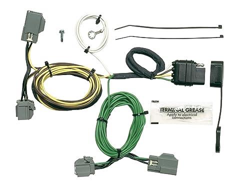 amazon com hopkins 40475 plug in simple vehicle to trailer wiring rh amazon com