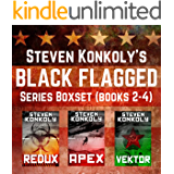The Black Flagged Thriller Series Boxset: Books 2-4