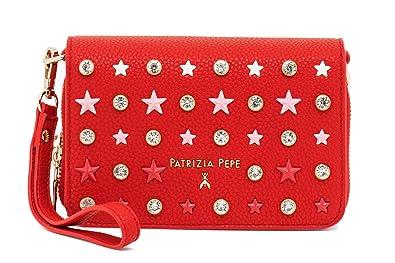 Tasche Damen rot - 2V7782-A3CR-XS08 Patrizia Pepe MuN2VEC