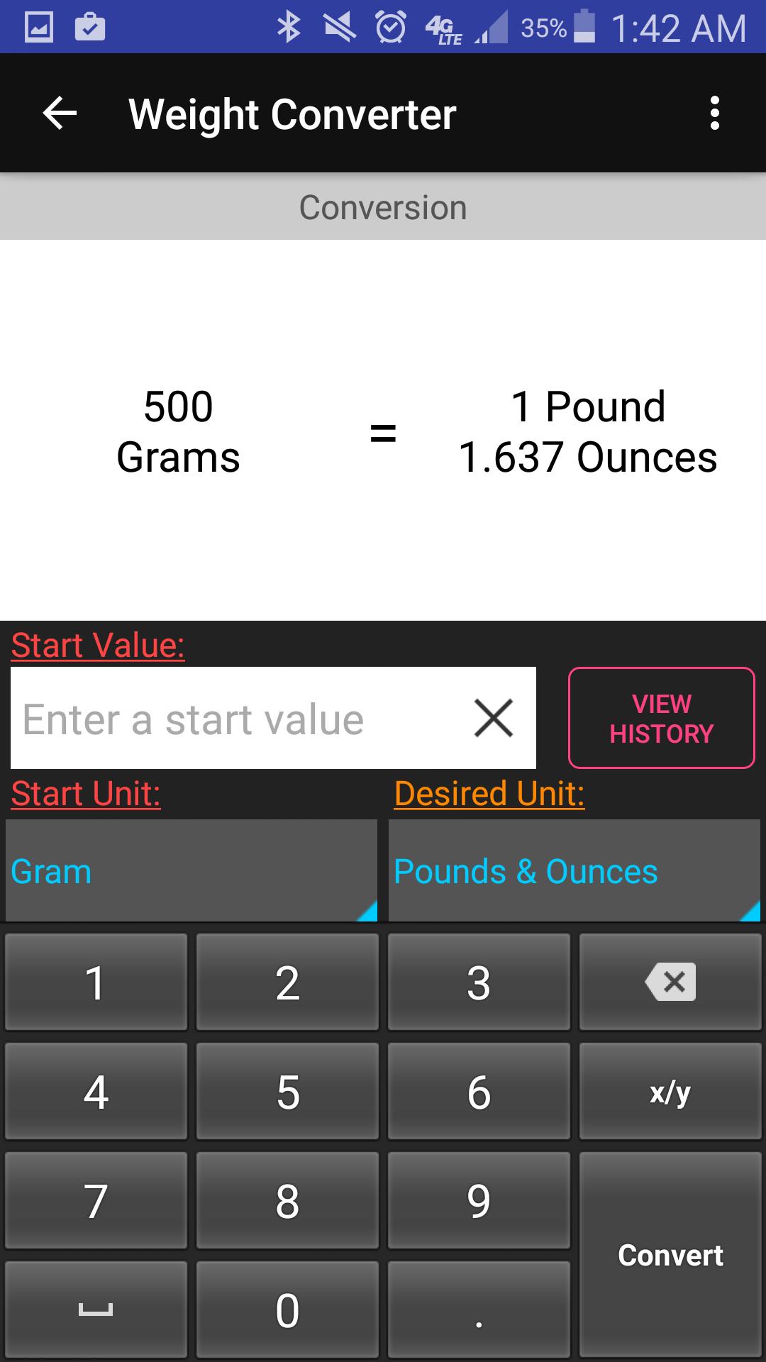 kitchen calculator converter mykitchencalculator