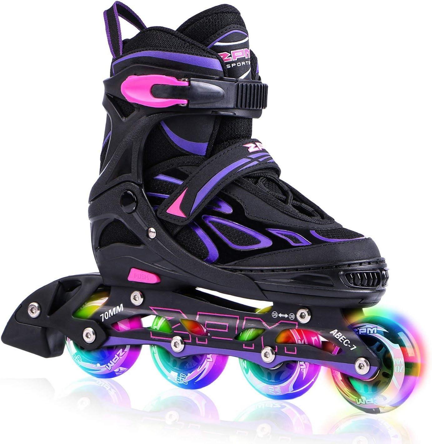 下午2点运动Vinal直排冰鞋