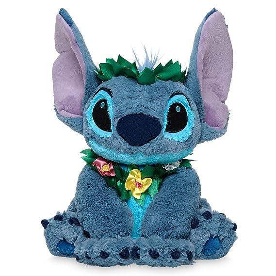 Disney Stitch Hawaiano Peluche Mediano 39cm - Lilo y Stitch: Amazon.es: Juguetes y juegos