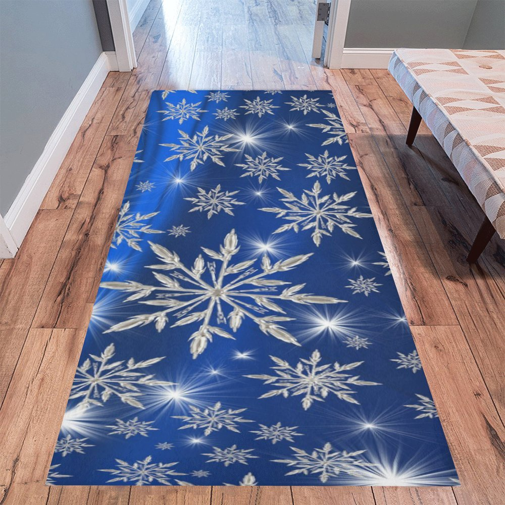 Love Nature Sweet Home Stores Collection Custom Christmas Runner Rug Carpet 10'x 3'3'' Indoor Soft Area Rug InterestPrint