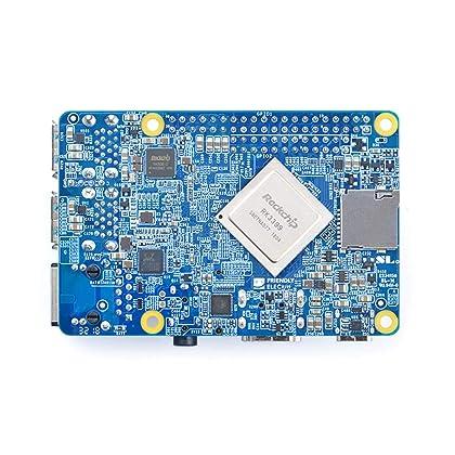 FriendlyARM NanoPi M4 2GB DDR3 Rockchip RK3399 SoC 2 4G & 5G Dual