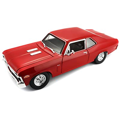 1-18 1970 Chevy Nova SS Coupe 31132: Toys & Games