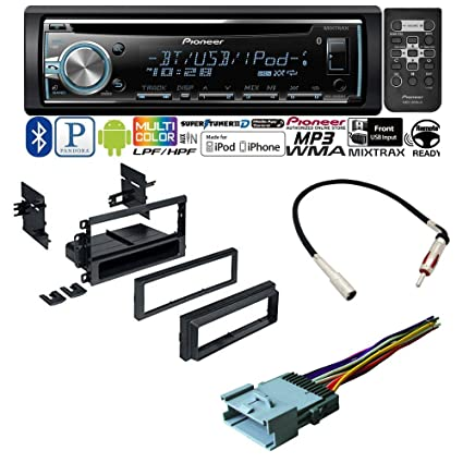 Amazon.com: Chevrolet Malibu 2001-2003 CAR Stereo Radio Dash ... on 2008 g6 headlight wiring harness, 2001 chevy 2500hd wiring harness, 1965 chevy truck wire harness, 2008 malibu headlight harness, 2009 g6 headlight wiring harness,