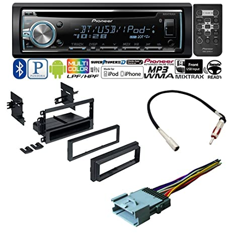 7156CVomsqL._SY463_ amazon com chevrolet malibu 2001 2003 car stereo radio dash  at soozxer.org