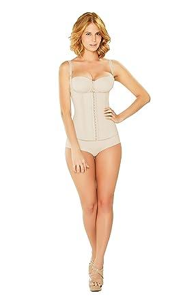 179d048867c DIANE   GEORDI 002397 Torsette Shapewear for Women Cinturilla Reductora De  Mujer Beige