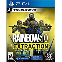 Tom Clancy's Rainbow Six Extraction Standard Edition - PlayStation 4