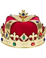 Kangaroo King's Crown, Gold