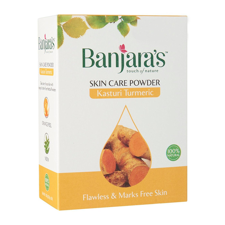 Banjara's Kasturi Turmeric, Face Pack BRIDAL