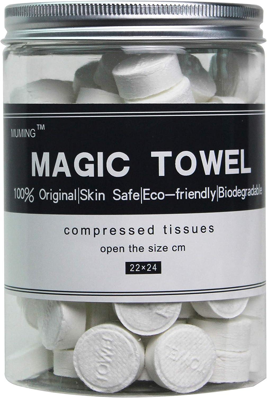 Australian Compressed Magic Towel **FREE POSTAGE**