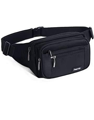 2de2547011f7 FREETOO Waist Pack Bag Fanny Pack for Men Women Hip Bum Bag with Adjustable  Strap for Outdoors