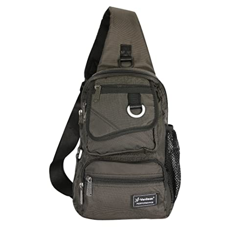 Amazon.com: Vanlison Sling Bag Chest Shoulder