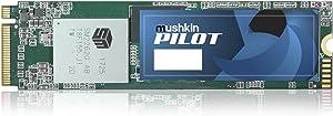 Mushkin Pilot – 120GB PCIe NVMe 1.3 – M.2 (2280) Internal Solid State Drive (SSD) – Gen3 x4 – 3D TLC - (MKNSSDPL120GB-D8)
