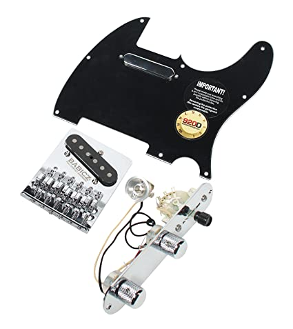 Amazon com: Telecaster Upgrade Kit Fender Original Vintage