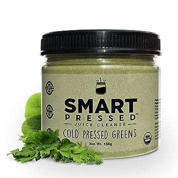 Amazon.com : Smart Pressed Juice Cleanse Detox -- Premium Raw ...