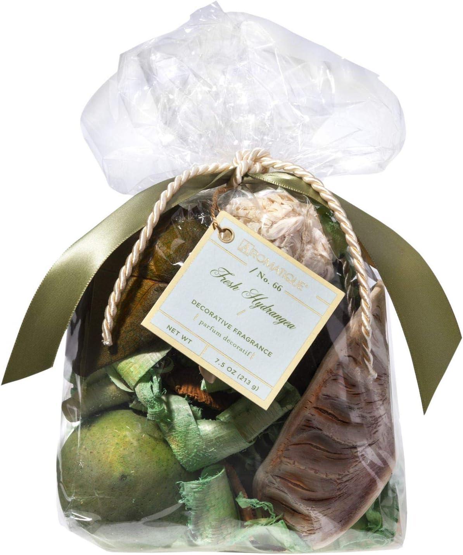 Aromatique Fresh Hydrangea Decorative Fragrance Potpourri 7 Oz Bag