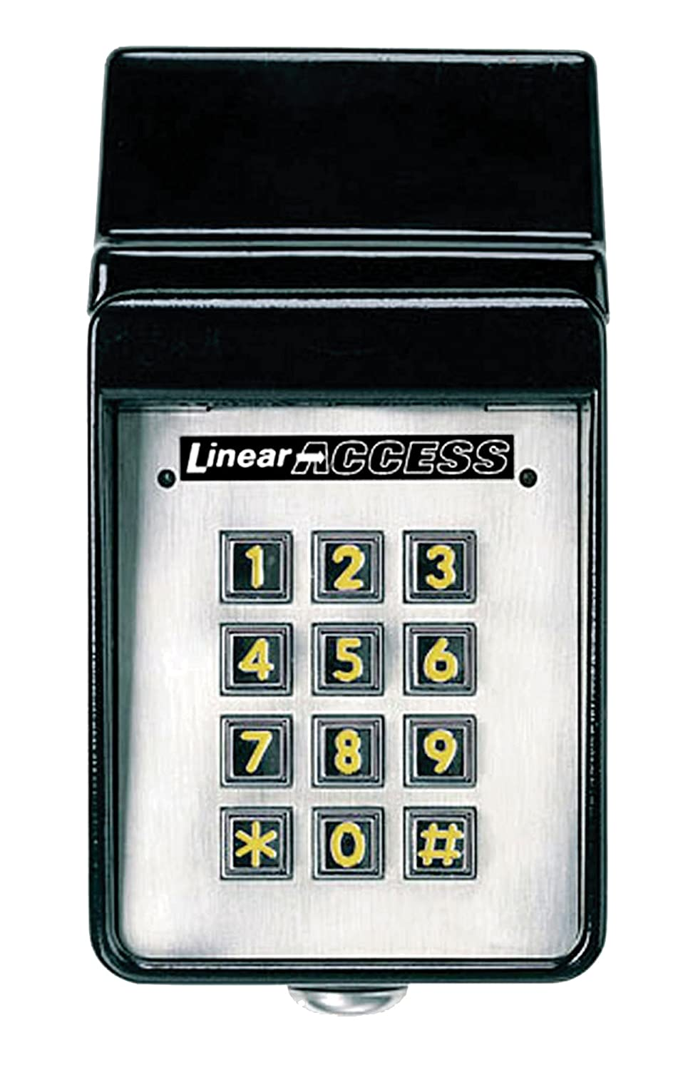 Amazon.com : Linear Model MDKP Exterior Wireles Keypad : Camera ...