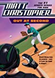 Out at Second (Matt Christopher Sports Classics)