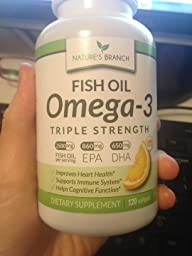 Best triple strength omega 3 fish oil pills for Fish oil pills for buttocks review